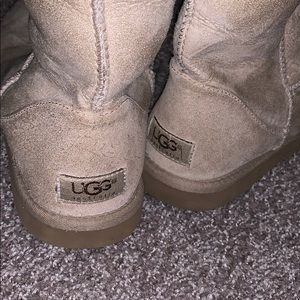 UGG Shoes - Cream UGG boots